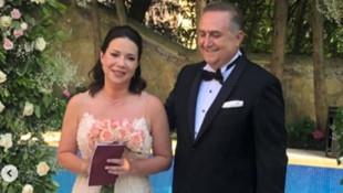 Acun Ilıcalı'nın eski eşi evlendi