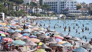 İstanbullular sandığa gitti, plajlar onlara kaldı
