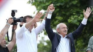 Kılıçdaroğlu CHP Genel Merkeze tek bir cümleyle girdi