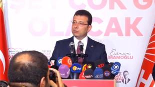 Ekrem İmamoğlu'ndan Cumhurbaşkanı Erdoğan'a tarihi çağrı