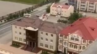 Çeçenistan Devlet Başkanı Kadirov'un evine saldırı !