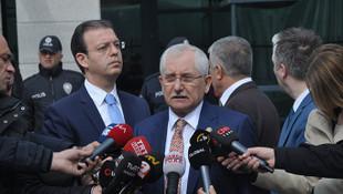 YSK Başkanı Sadi Güven sonuçları açıkladı!