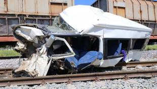 Mersin'deki tren kazasında korkunç detay !