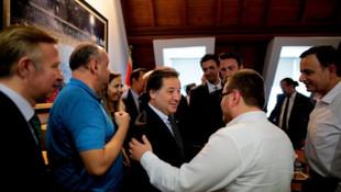 Bursaspor'da yeni başkan Mesut Mestan mazbatasını aldı