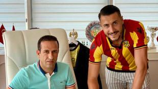 Evkur Yeni Malatyaspor Adis Jahovic'i kadrosuna kattığını açıkladı
