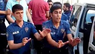 Kartal'da iğrenç olay ! Tacizciyi polis linçten kurtardı