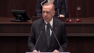 Erdoğan: Millete küsmek, suçlamak asla yok - Canlı