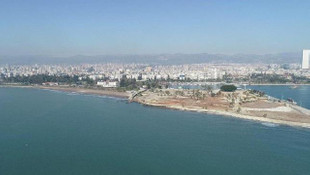 Valilik'ten halk plajına engel: ''Millet Bahçesi yapılacak''