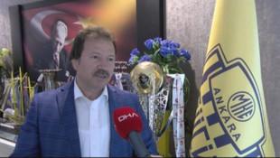 Mehmet Yiğiner: Koltuk sevdalısı değiliz, 35 milyon lira vereni destekleriz