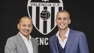 Jasper Cillessen 35 milyon Euro bedelle Valencia'da
