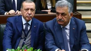 AK Parti MYK toplantısında Erdoğan-Yazıcı gerilimi