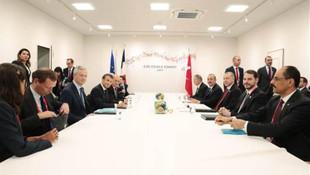 G-20'de Erdoğan'dan kritik görüşmeler