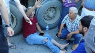 İstanbul'da dehşet! Aynı adamı iki defa ezdi
