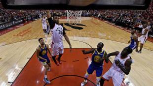 Golden State Warriors 109 - 104 Toronto Raptors