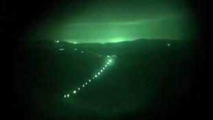 PKK'nın sözde liderlerinin bulunduğu mağara vuruldu