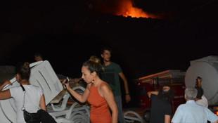 Datça'daki yangın kontrol altına alındı