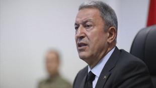 Bakan Akar'den Libya'nın tehdidine sert yanıt !