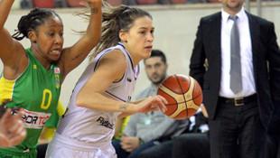 Çukurova Basketbol'dan Sevgi Uzun'a teşekkür