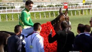At yarışının ''derbisi'' Gazi Koşusu'nun kazananı belli oldu !