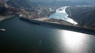 Atatürk Barajı'nda 7 yılın rekoru kırıldı