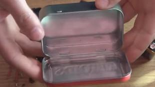 Rus öğrenci teneke kutuyu bakın neye dönüştürdü