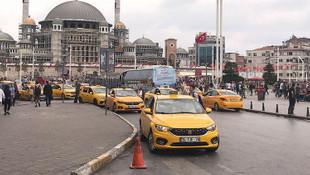 Taksicilerden UBER'e talep patladı