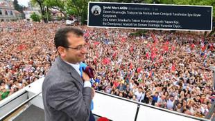 AK Partili isim: ''İmamoğlu, Pontus Rum Cemiyeti tarafından karşılandı''