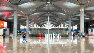 İstanbul'un yeni havalimanı Atatürk Havalimanı'nı geçemedi