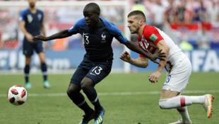 N'Golo Kante sakatlığı nedeniyle Türkiye ve Andorra maçlarında oynayamayacak