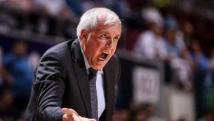 Zeljko Obradovic: Çok zor şartlar altında finale kaldık