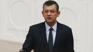 CHP'li Özel: ''Kapı İstanbulların yüzüne kapatılmıştır''