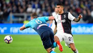 Manchester City'den Juventuslu Cancelo'ya 50 milyon Euro