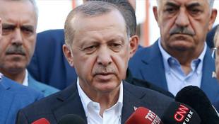 Erdoğan'dan vatandaşlara 23 Haziran çağrısı