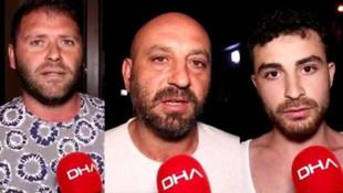 Kaptanın ifadesi ortaya çıktı ! 3 Gazeteci ölümden dönmüştü...