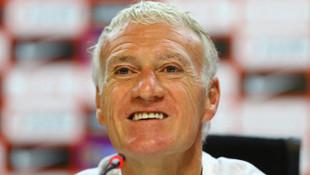 Didier Deschamps: Mbappe yarın forma giyecek