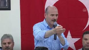 Süleyman Soylu'dan Akşener'e: ''Stajyer de olsan...''