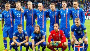 İzlanda 1 - 0 Arnavutluk