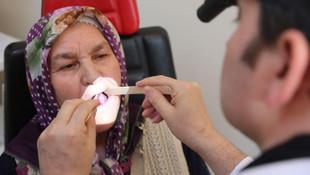 Dişi kırılan kadın dil kanseri oldu, dilini kestiler