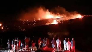 KKTC'de korkutan patlama