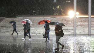 Meteoroloji saat vererek uyardı ! Bu illerde yaşayanlar dikkat !