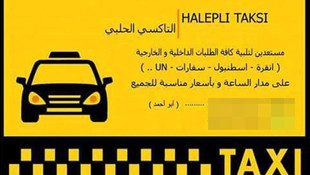 Suriyeliler şimde de şehirlerarası korsan taksiye başladı