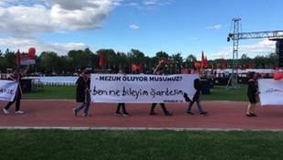 Gözaltına alınan ODTÜ'lülere 'Gezi' sorusu