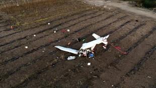 Katar'da askeri uçaklar çarpıştı