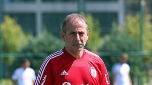 Beşiktaş'ta Abdullah Avcı tempoyu yükseltti