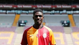 Galatasaray'dan Nijeryalı stoperi Ozornwafor'u Kayserispor'a kiraladı