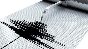 Tatil cennetinde korkutan deprem !