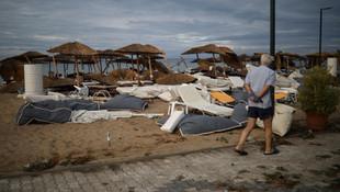 Yunanistan'da felaket! Çok sayıda ölü ve yaralı var