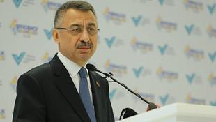Cumhurbaşkanı Yardımcısı Fuat Oktay'a yeni görev