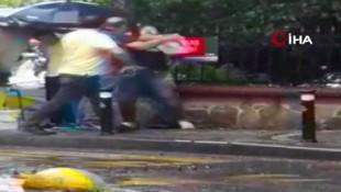 İstanbul'da yine taksici dehşeti! Kadın turisti darp etti