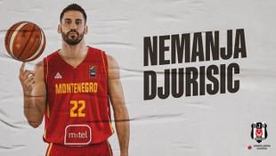Beşiktaş Sompo Japan, Nemanja Djurisic'i kadrosuna kattı